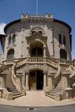 Het Paleis van de Rechtvaardigheid van Monaco royalty-vrije stock fotografie