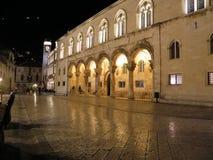 Het Paleis van de rector (188) Stock Fotografie