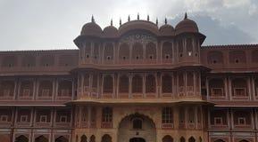 Het Paleis van de stad, Jaipur Stock Fotografie