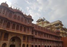 Het Paleis van de stad, Jaipur Royalty-vrije Stock Foto's