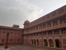 Het Paleis van de stad, Jaipur Royalty-vrije Stock Afbeeldingen