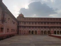 Het Paleis van de stad, Jaipur Stock Afbeeldingen