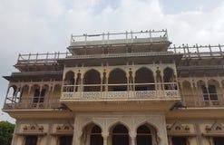 Het Paleis van de stad, Jaipur Stock Foto's