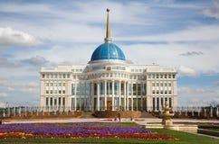 Het paleis van de voorzitter Royalty-vrije Stock Foto's