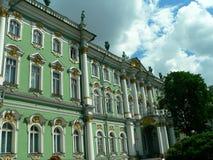 Het paleis van de winter royalty-vrije stock foto's