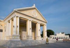 Het paleis van de Zomer bij de Pa van de Klap binnen, Thailand. Stock Afbeelding