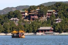 Het paleis van de zomer in Peking Royalty-vrije Stock Afbeelding
