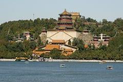 Het paleis van de Zomer in Peking royalty-vrije stock afbeeldingen
