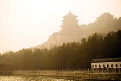 Het paleis van de Zomer, Peking Royalty-vrije Stock Foto's