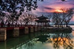 Het paleis van de Zomer in Peking Royalty-vrije Stock Fotografie