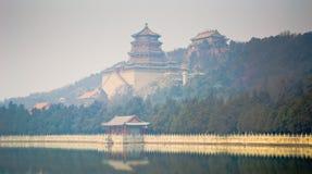 Het Paleis van de zomer, Peking, China Royalty-vrije Stock Fotografie