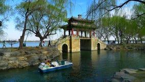 Het paleis van de Zomer van Peking Royalty-vrije Stock Fotografie