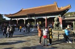 Het paleis van de Zomer van Peking Stock Afbeelding