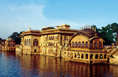 Het paleis van Deeg stock foto