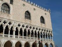 Het paleis van Doges - Venetië, stock fotografie