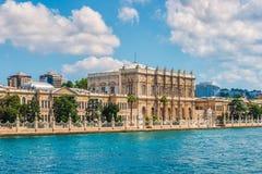 Het Paleis van Dolmabahce Stock Foto's