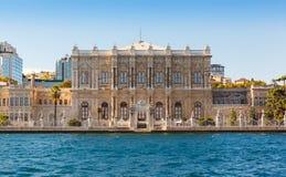Het paleis van Dolmabahce, Istanboel Royalty-vrije Stock Foto