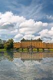 Het Paleis van Drottningholm, Stockholm Stock Foto