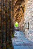 Het paleis van Edinburgh Royalty-vrije Stock Foto's