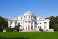 Het paleis van Elagin, heilige-Petersburg stock afbeeldingen