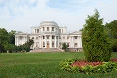 Het paleis van Elagin, heilige-Petersburg stock foto's