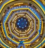 Het Paleis van emiraten, Abu Dhabi, Verenigde Arabische Emiraten Royalty-vrije Stock Foto