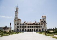 Het Paleis van Farouk van de koning Stock Foto's