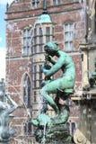 Het paleis van Frederiksborg Royalty-vrije Stock Afbeeldingen
