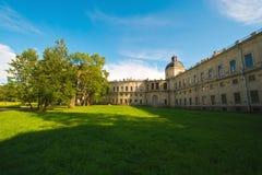 Het Paleis van Gatchina Royalty-vrije Stock Fotografie