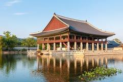 Het Paleis van Gyeongbokgung Stock Fotografie