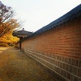 Het Paleis van Gyeongbokgung Royalty-vrije Stock Foto's