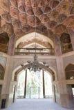Het Paleis van Hashtbehesht in Isphahan, Iran Stock Fotografie