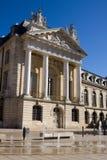Het paleis van hertogen van Bourgondië in Dijon, Frankrijk Royalty-vrije Stock Afbeeldingen