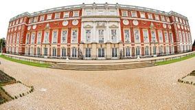 Het Paleis van het Hampton Court royalty-vrije stock afbeeldingen