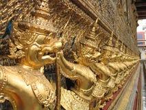 Het paleis van het koninkrijk in Bangkok Royalty-vrije Stock Afbeelding