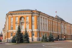 Het paleis van het Kremlin stock afbeeldingen