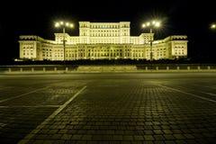 Het Paleis van het Parlement Stock Afbeelding