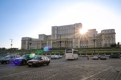 Het Paleis van het Parlement Royalty-vrije Stock Afbeelding