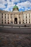 Het paleis van Hofburg in Wenen Royalty-vrije Stock Afbeelding