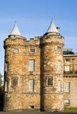 Het paleis van Holyrood stock foto's
