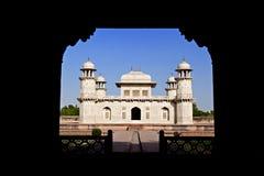 Het paleis van Itimad ud daulah Stock Foto's