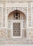 Het paleis van Itimad ud daulah Stock Afbeelding