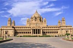 Het paleis van Jodhpur Stock Afbeelding
