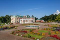 Het paleis van Kadriorg Stock Fotografie