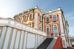 Het paleis van Kadriorg Stock Afbeeldingen
