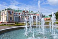 Het paleis van Kadriorg Royalty-vrije Stock Foto's