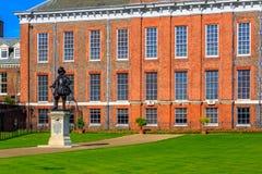 Het paleis van Kensington in Londen Stock Afbeelding