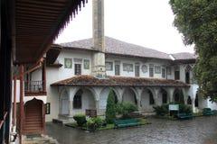 Het Paleis van Khan in Bakhchisaray Stock Afbeelding