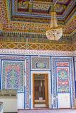 Het Paleis van Khan in Kokand stock fotografie