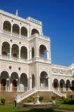 Het Paleis van Khan van Aga, Pune, Maharashtra, India Royalty-vrije Stock Foto